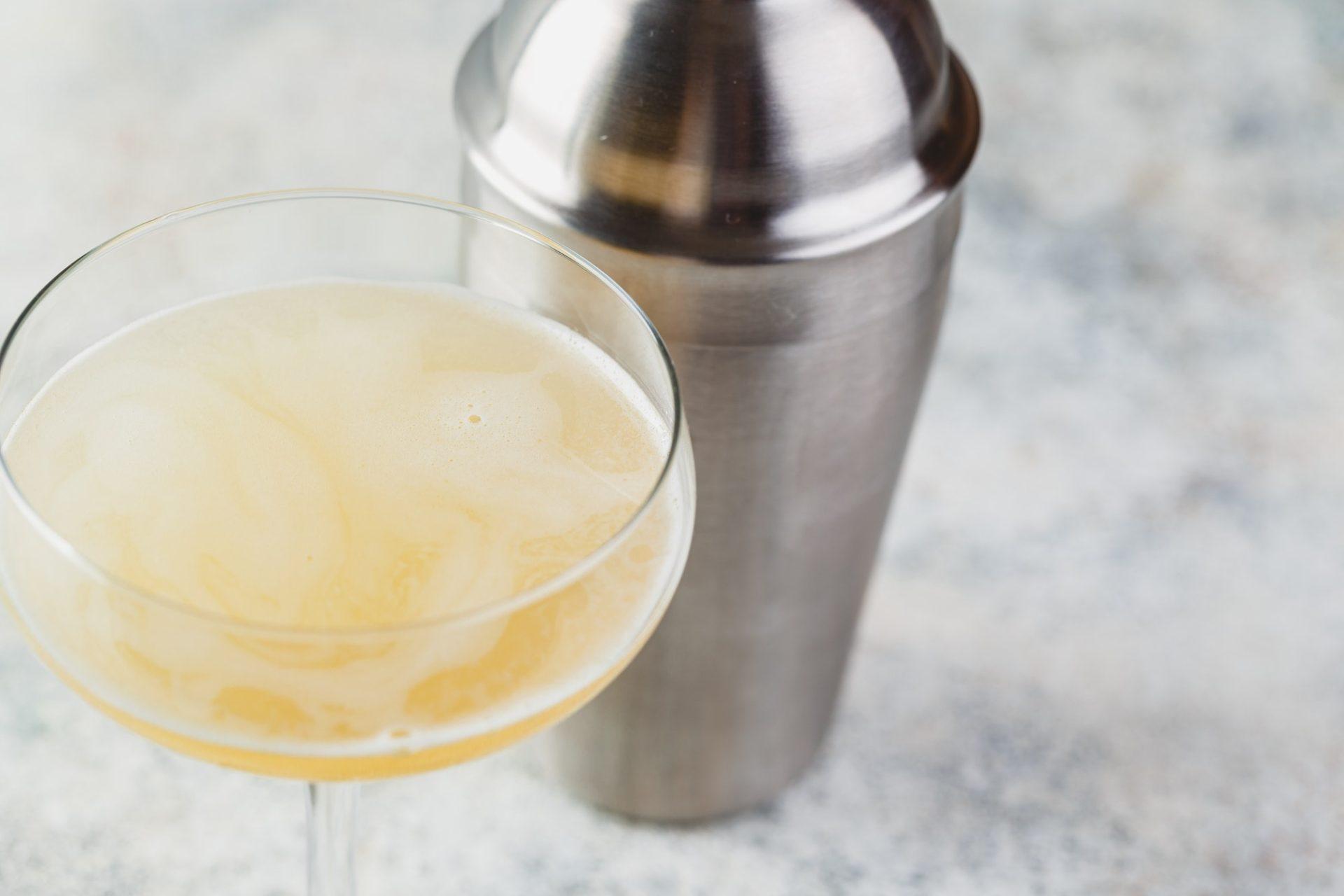 Pink Raspberry Cocktail